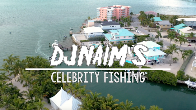 DJNAIM CELEBRITY FISHING SIZZLE