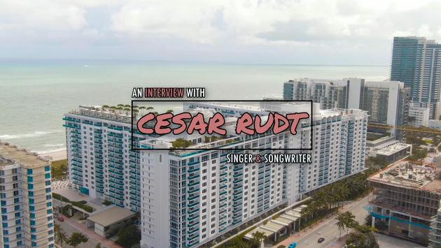 CESAR RUDT INTERVIEW PROMO