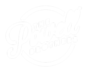 Powell Brothers Logo White