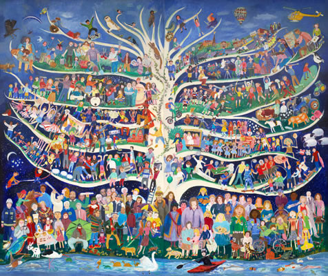 The Tree of Frome Life