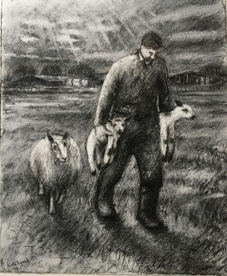 New lambs, Pitney