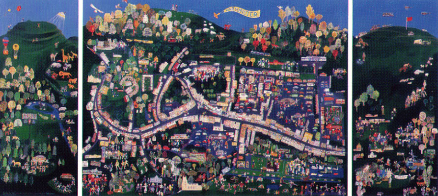 Warminster Townscape