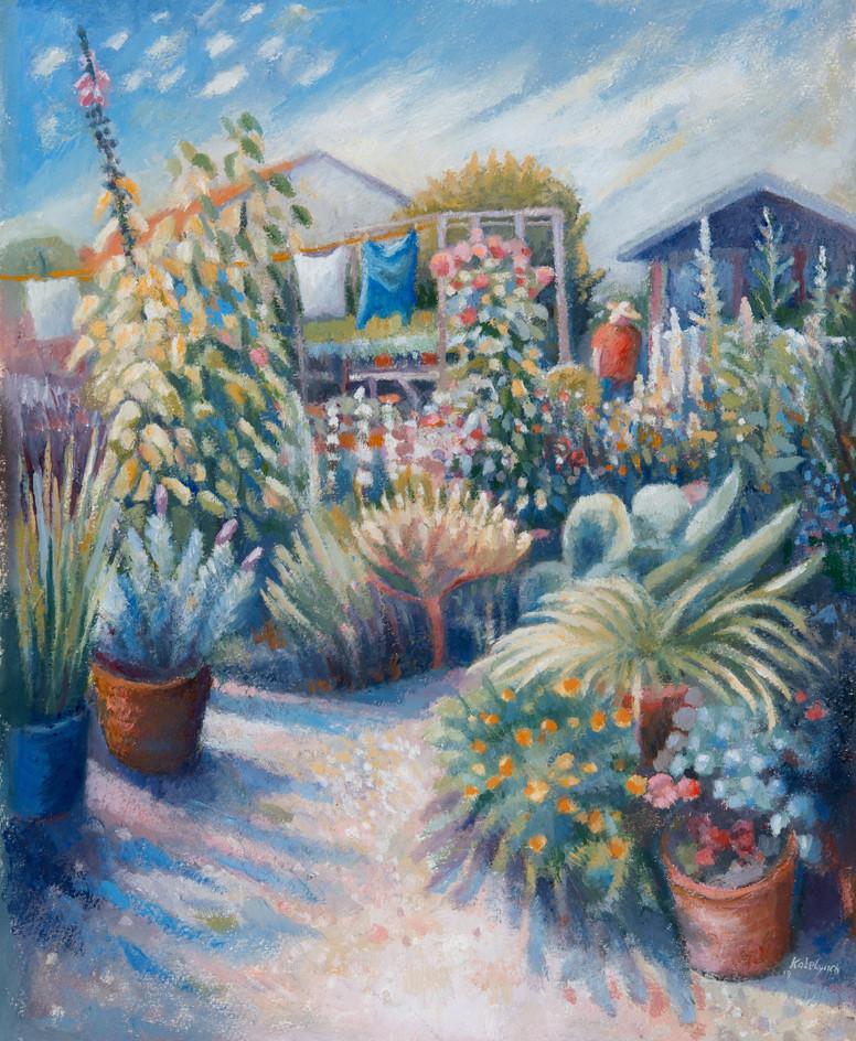 Viv's garden