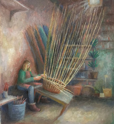 Mary, the basketmaker