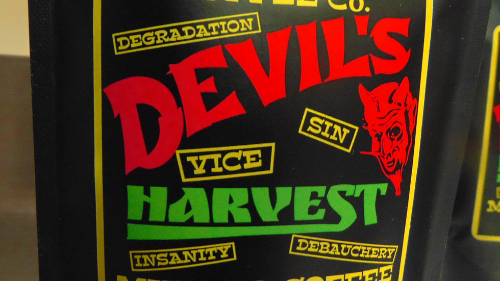 Devil's Harvest Mulled Coffee Spice®