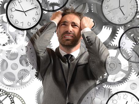 Stress? Druck? Burnout-Gefahr? Was tun?