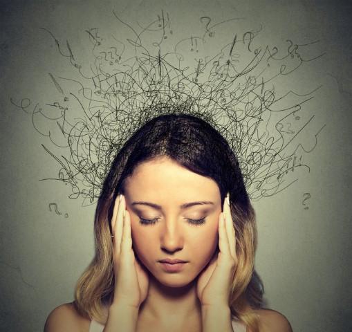 Entsteht Übergewicht im Kopf?