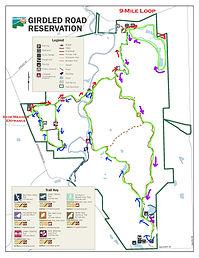 Skok Meadow 9 Mile loop