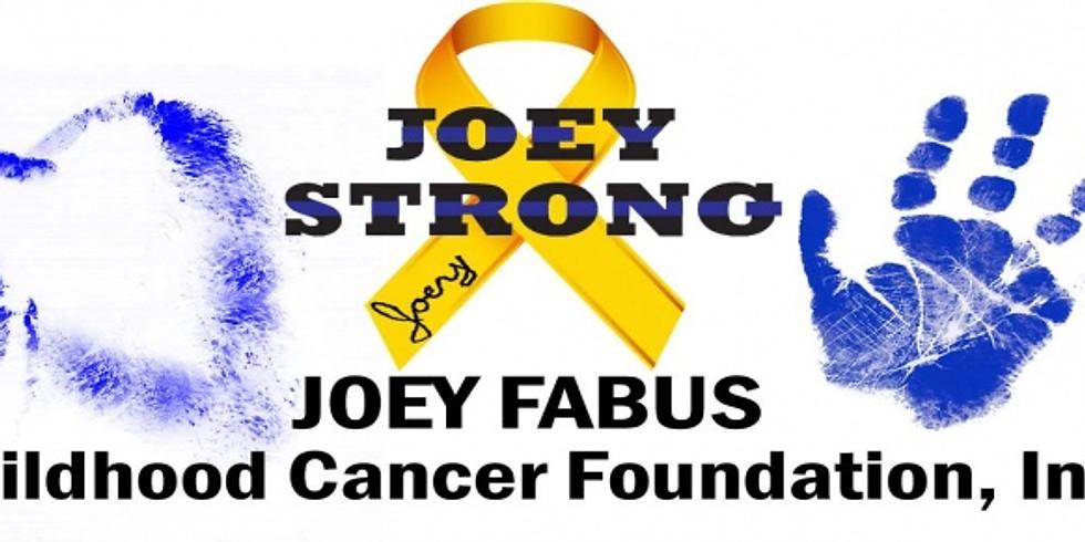 Joey Fabus Superhero 5k