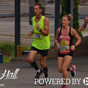 Rock Hall Half Marathon West 3rd