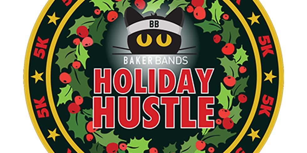 VIRTUAL Baker Bands Holiday Hustle 5K and Walk