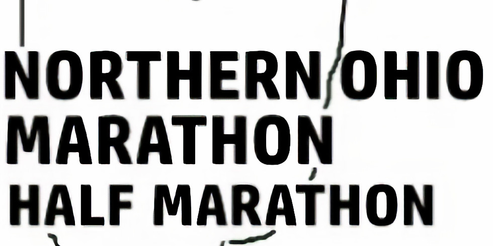 Northern Ohio Marathon Half Marathon and Relay