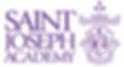 St. Joe's Academy logo.png