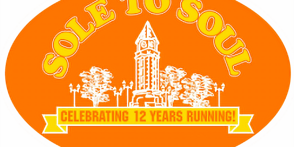 13th Annual Sole to Soul 5K and 1 Mile Kids Run