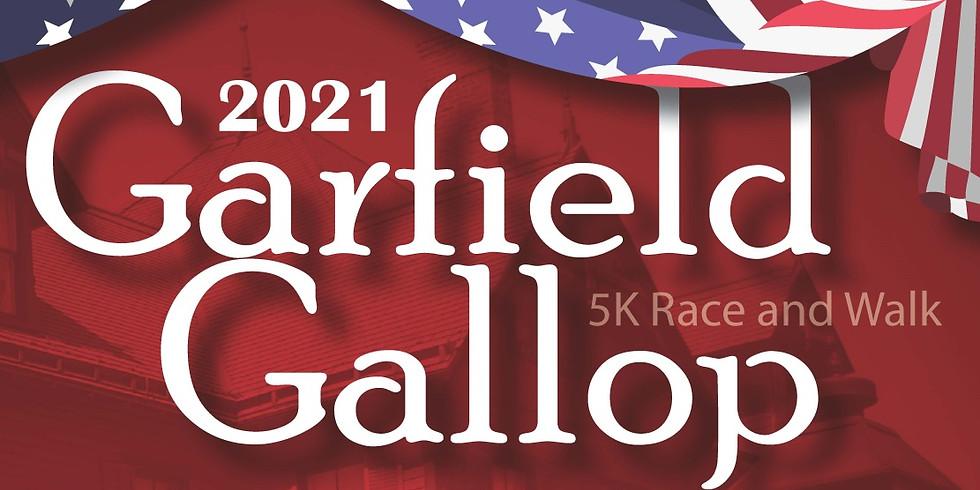 The Garfield Gallop 5K