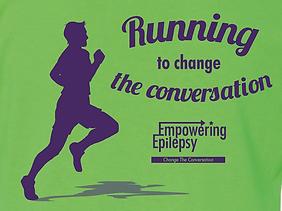 Running to change the conversation logo.