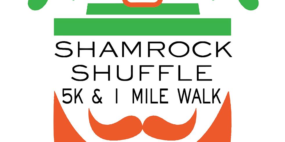 Semper Gratus Shamrock Shuffle 5k