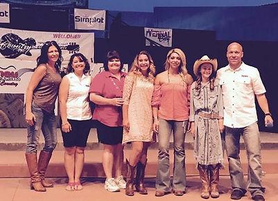 2017 Simplot Vernal, KNEU AM 1250 Country Showdown Winners