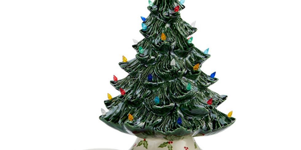 Heirloom Ceramic Tree 2