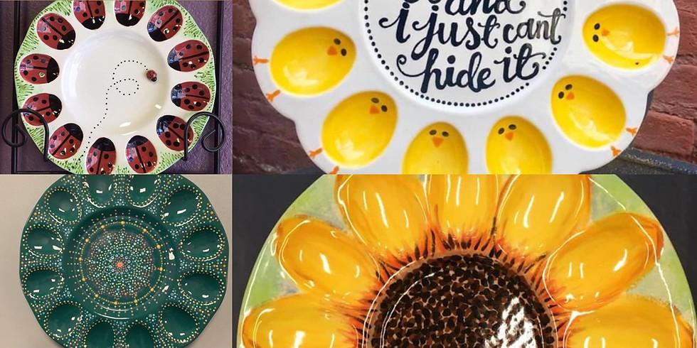 Eggcentric Egg Trays