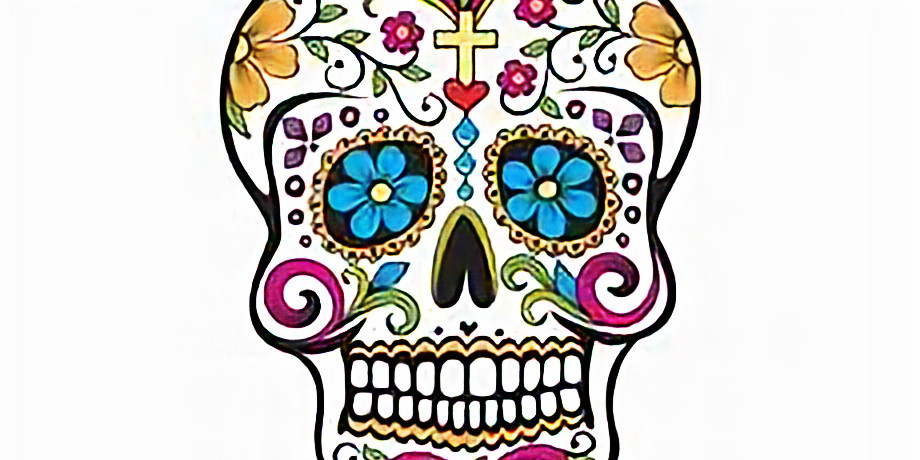 Day of the Dead Family Paint Night