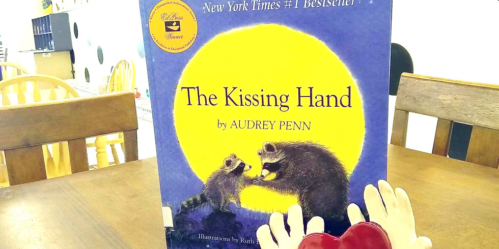 The Kissing Hand Story Time and Craft (1)