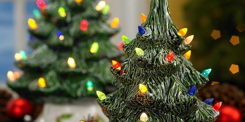 Heirloom Christmas Trees with Kristin