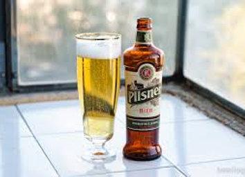 """Пиво """"Крюгер Пилснер""""  светлое фильтрованное 0.5"""