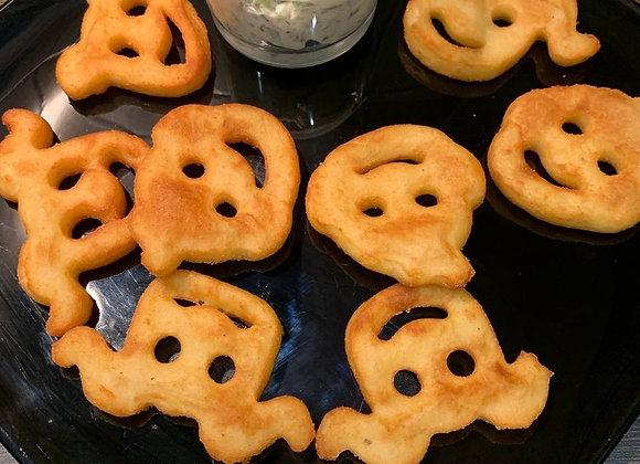 Картофель «улыбка»