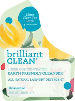 Brilliant Clean Label-01