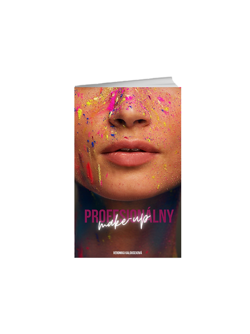 PROFESIONÁLNY MAKE-UP  E-BOOK (PDF)