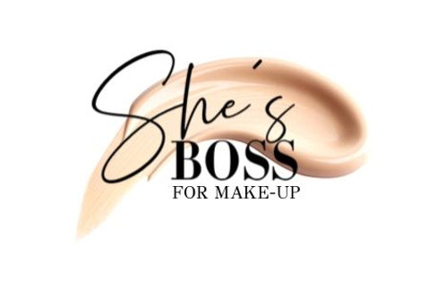 Shes Boss of make-up