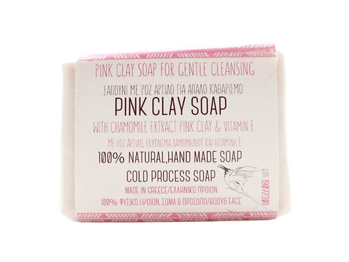 Pink Clay & Chamomile
