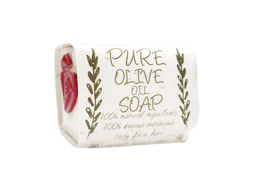 Pure Olive Soap Cube
