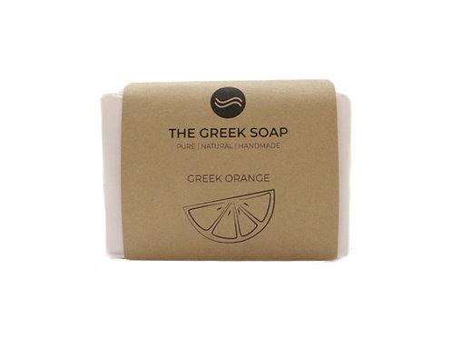 Greek Orange Soap