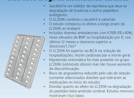 PARADIGM-HF: uma nova droga na insuficiência cardíaca