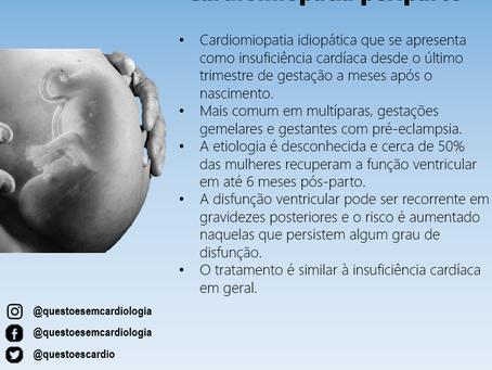 Cardiomiopatia periparto