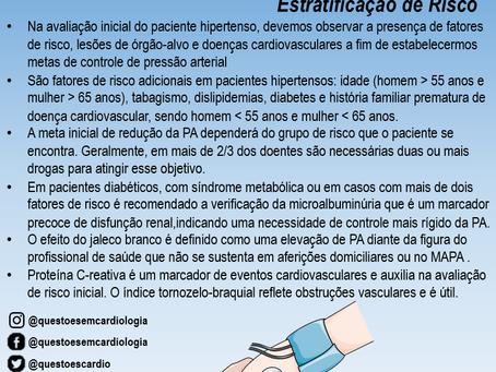 Hipertensão Arterial: estratificação de risco