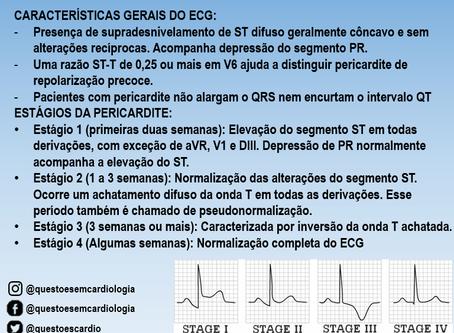 ECG com supra de ST em jovem: qual o provável diagnóstico?