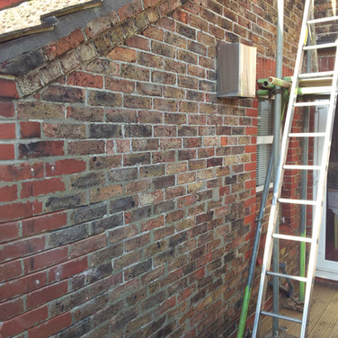Repointing Seaford Before