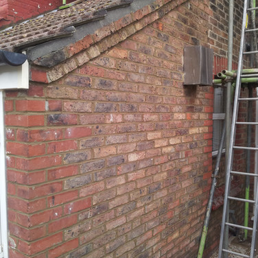 Repointing Seaford After
