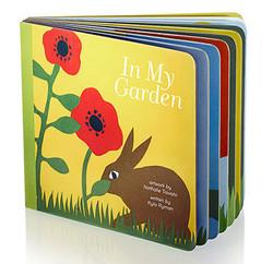 In my garden - Home Grown Books