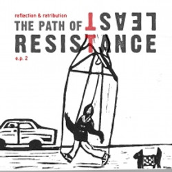 CD cover - The Path of Least Resistance by Mick O'Connor