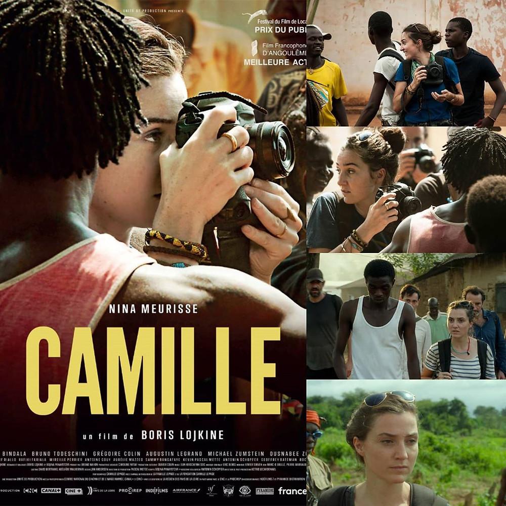 """Affiche du film """"Camille"""" © mr_cine76"""