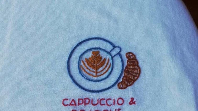T-shirt Cappuccio o brioche ?