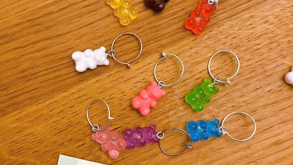 Orecchini Teddy Bear