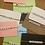 Thumbnail: Bracciale lettere
