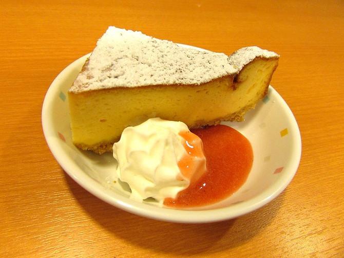 12月10日・11日 管理栄養士レシピ《 チーズケーキ 》