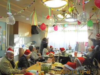 昨年のクリスマス会