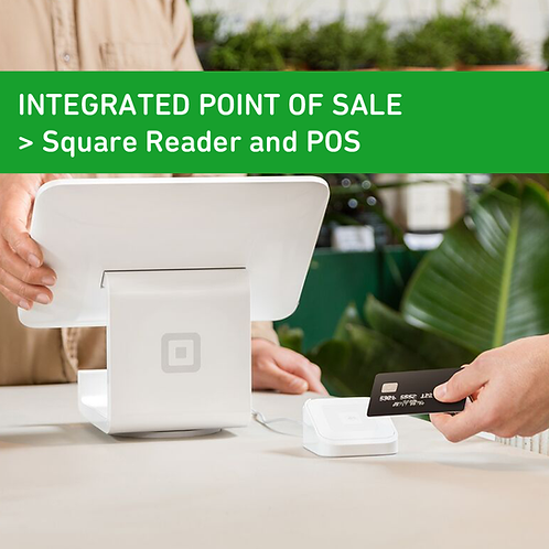 Square POS Installation
